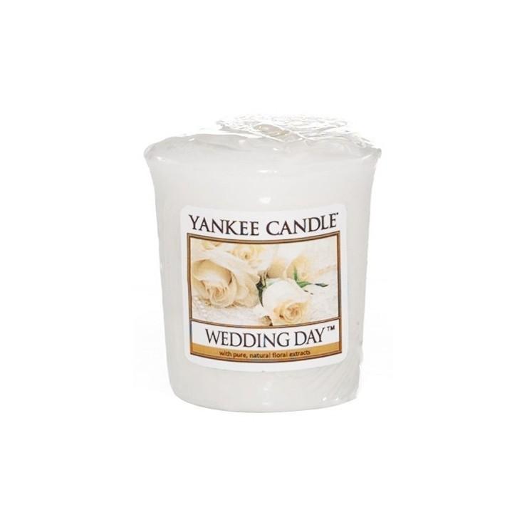 Sampler Wedding Day Yankee Candle