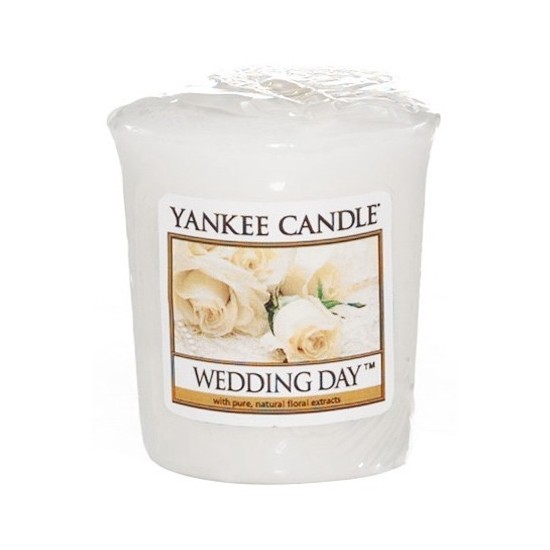 Sampler Wedding Day Yankee Candle