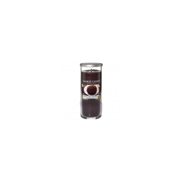 Duży pilar Cappuccino Truffle Yankee Candle