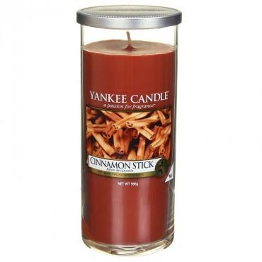 Duży pilar Cinnamon Stick Yankee Candle