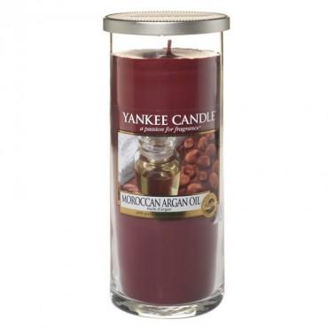 Duży pilar Moroccan Argan Oil Yankee Candle