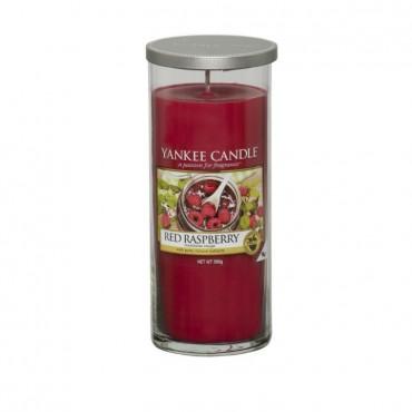 Duży pilar Red Raspberry Yankee Candle
