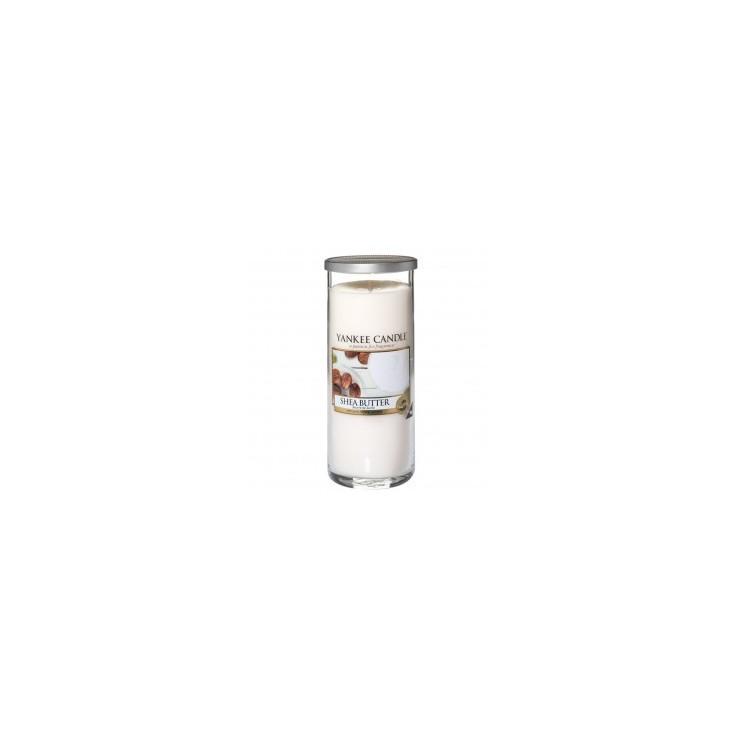 Duży pilar Shea Butter Yankee Candle