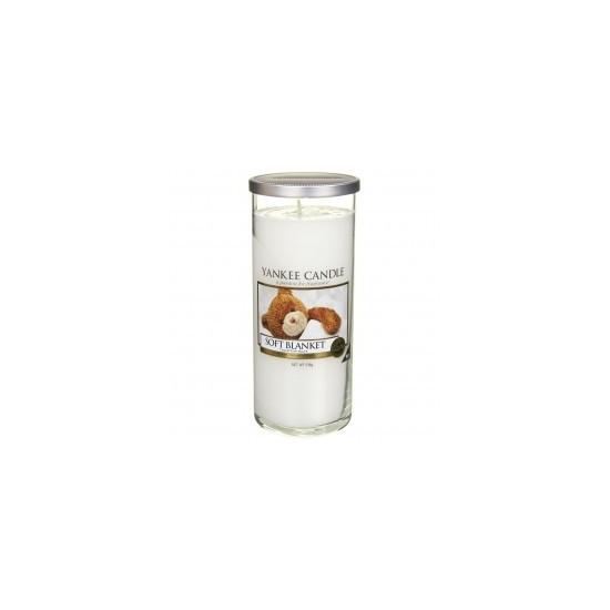 Duży pilar Soft Blanket Yankee Candle