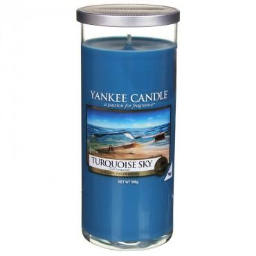 Duży pilar Turquise Sky Yankee Candle