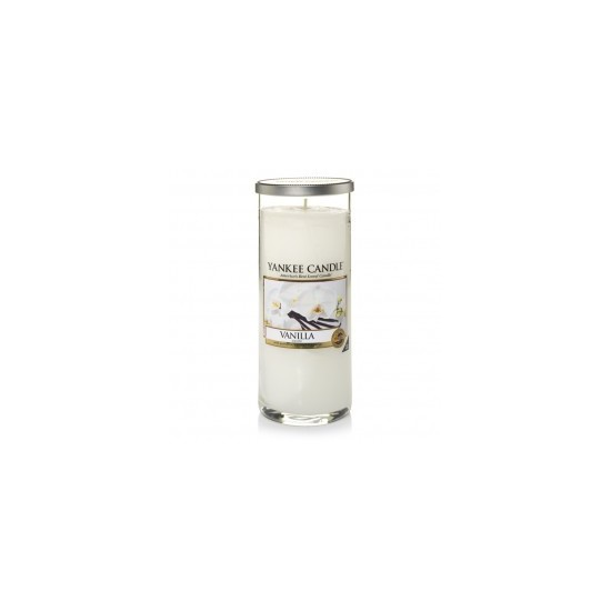 Duży pilar Vanilla Yankee Candle