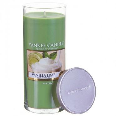 Duży pilar Vanilla Lime Yankee Candle
