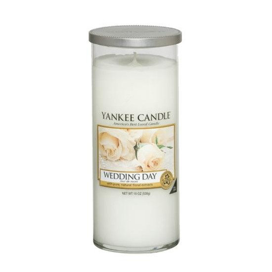 Duży pilar Wedding Day Yankee Candle