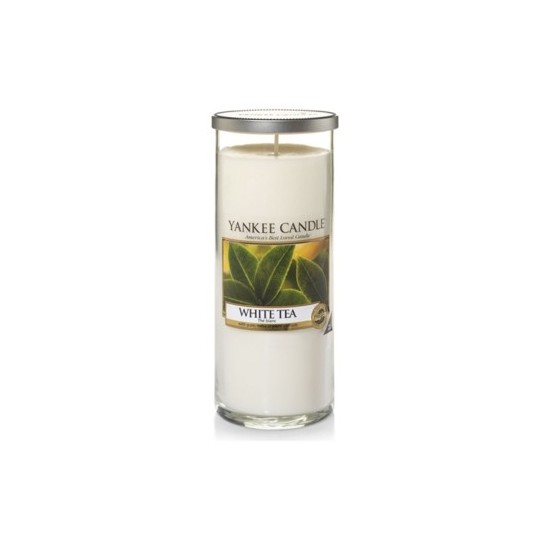 Duży pilar White Tea Yankee Candle