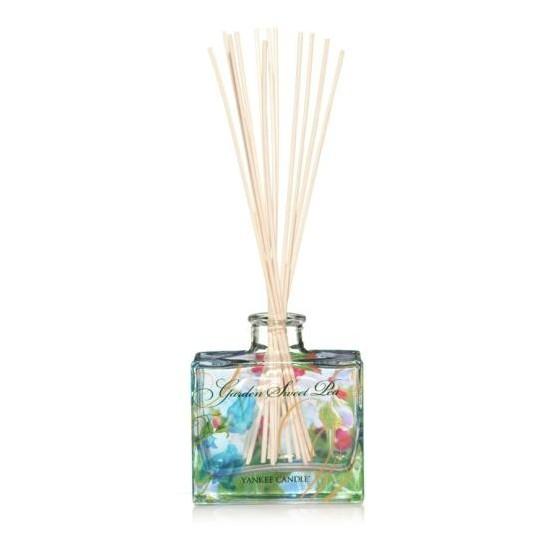 Pałeczki zapachowe signature Garden Sweet Pea Yankee Candle