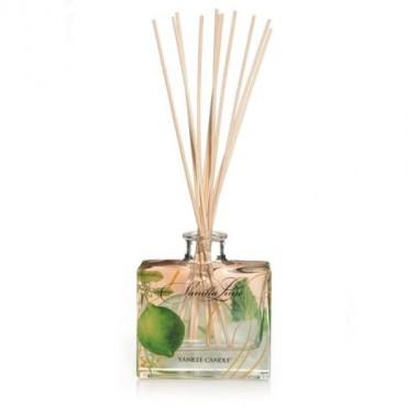 Pałeczki zapachowe signature Vanilla Lime Yankee Candle