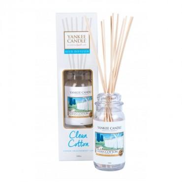 Pałeczki zapachowe classic Clean Cotton Yankee Candle