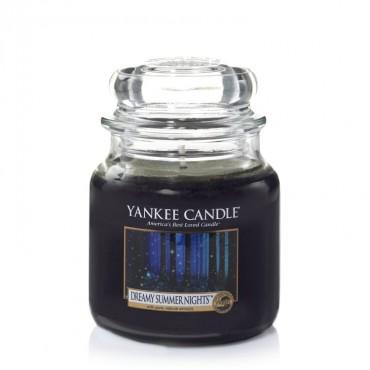 Średnia świeca Dreamy Summer Nights Yankee Candle