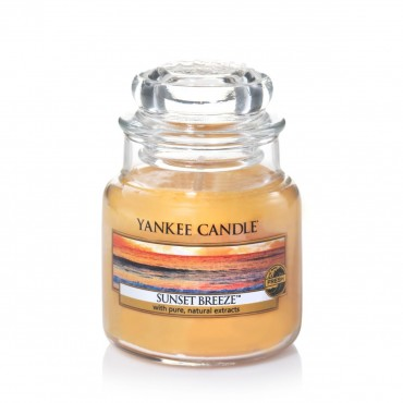 Mała świeca Sunset Breeze Yankee Candle
