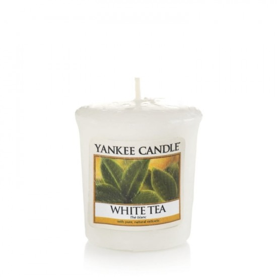 Sampler White Tea Yankee Candle
