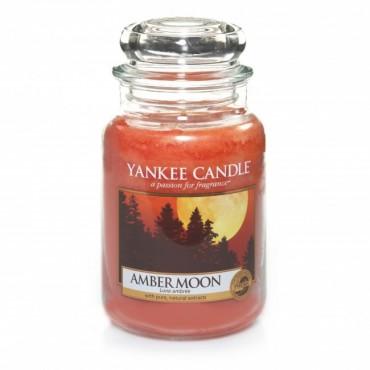 Duża świeca Amber Moon Yankee Candle