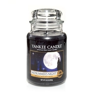 Duża świeca Midsummer's Night Yankee Candle