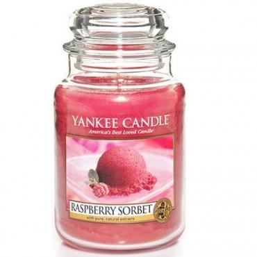 Duża świeca Raspberry Sorbet Yankee Candle