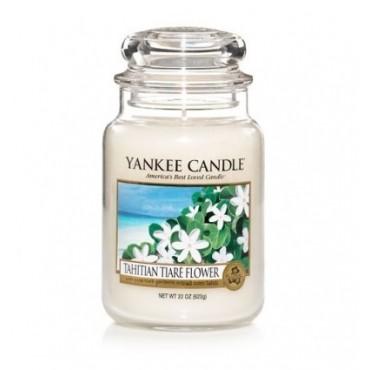 Duża świeca Tahitian Tiare Flower Yankee Candle