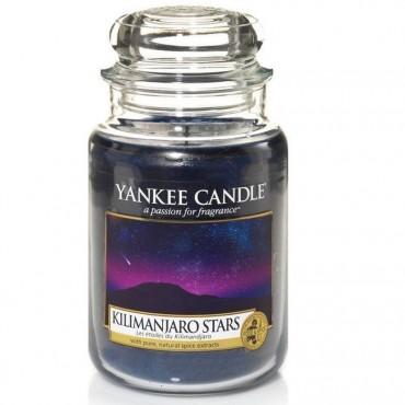 Duża świeca Kilimanjaro Stars Yankee Candle