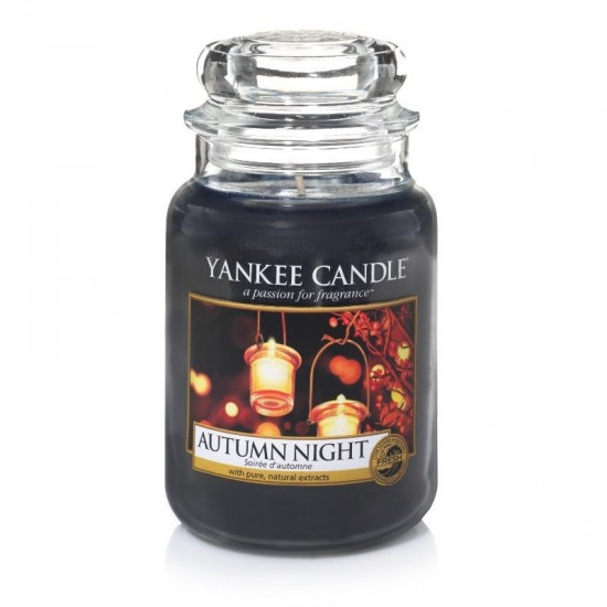 Duża świeca Autumn Nights Yankee Candle