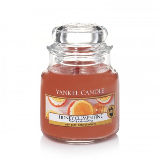 Mała świeca Honey Clementine Yankee Candle