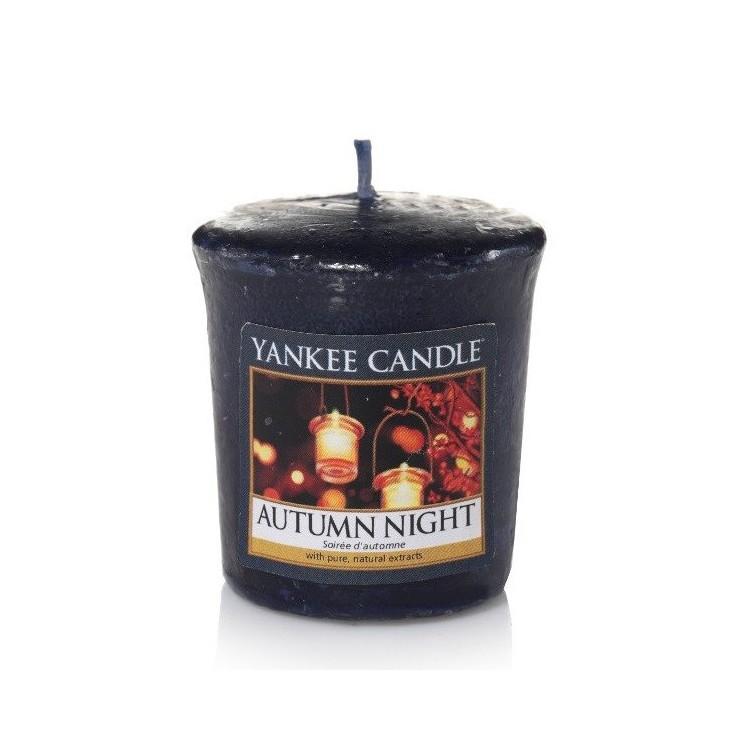 Sampler Autumn Night Yankee Candle
