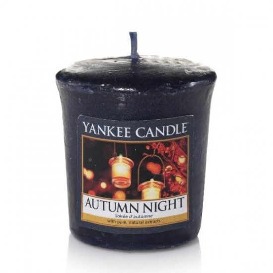 Sampler Autumn Night Yankee Candle