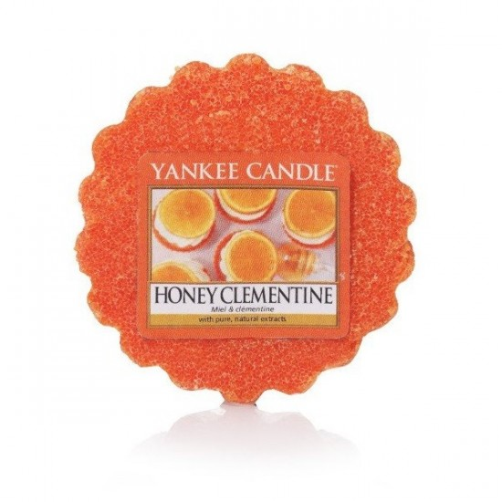Wosk Honey Clementine Yankee Candle