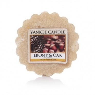 Wosk Ebony & Oak Yankee Candle