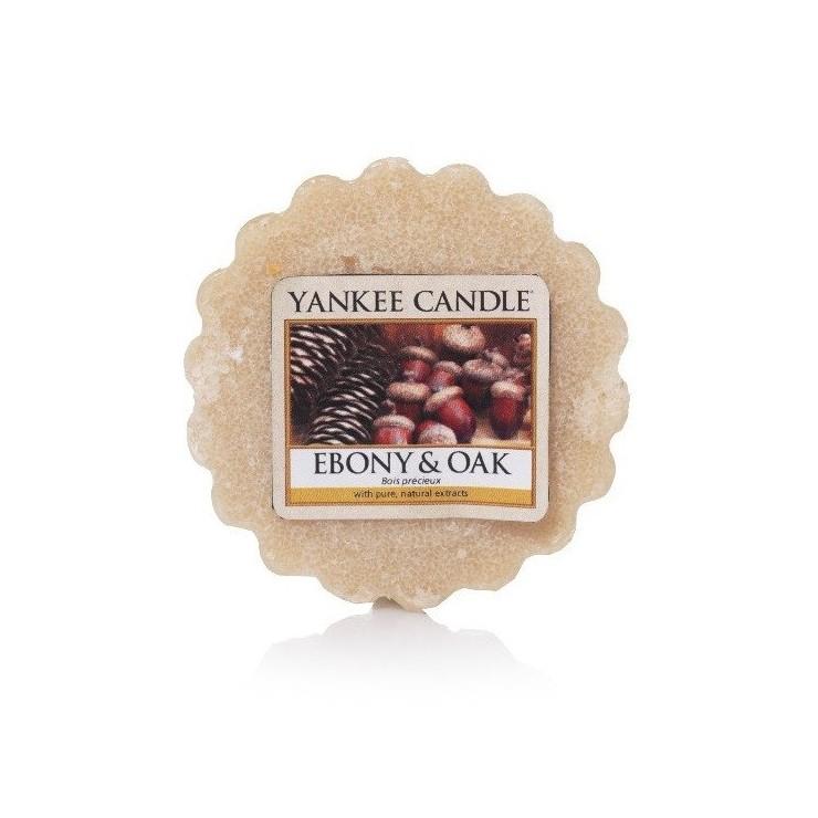 Wosk Ebony & Oak Yankee Candle