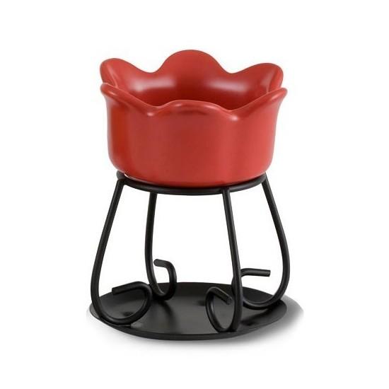 Petal bowl - kominek czerwony