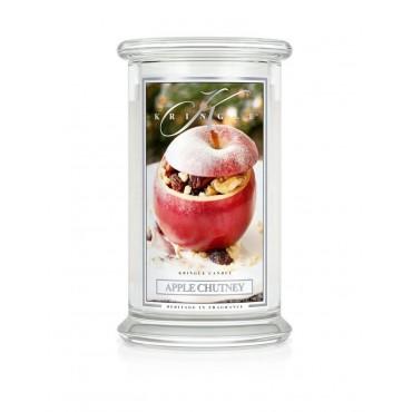 Duża świeca Apple Chutney Kringle Candle