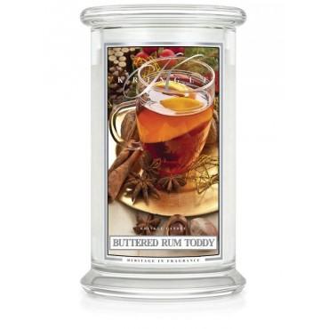 Duża świeca Buttered Rum Kringle Candle