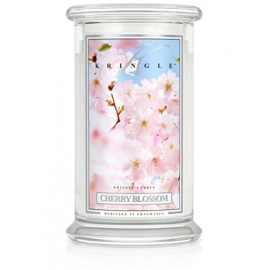 Duża świeca Cherry Blossom Kringle Candle