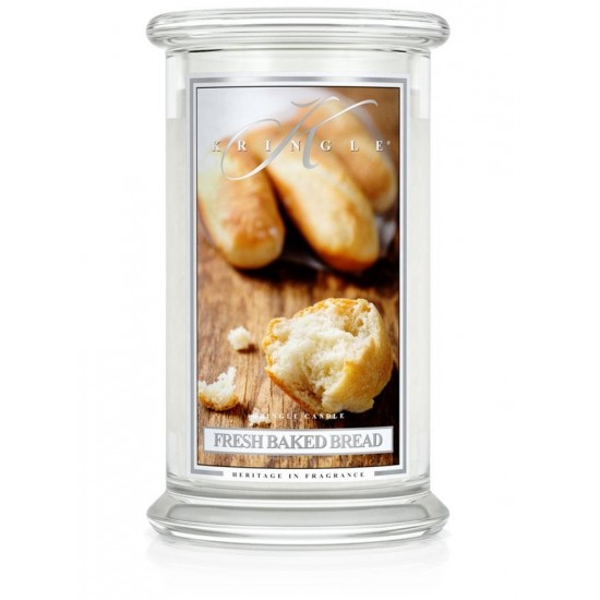 Duża świeca Fresh Baked Bread Kringle Candle