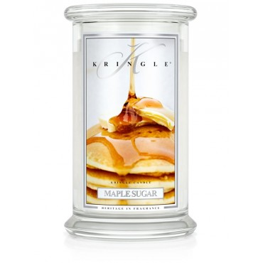 Duża świeca Maple Sugar Kringle Candle