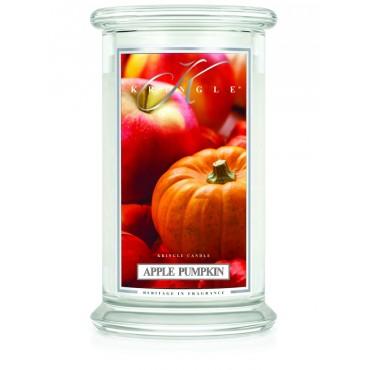 Duża świeca Apple Pumpkin Kringle Candle