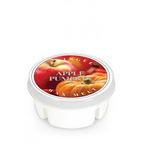 Wosk Apple Pumpkin Kringle Candle
