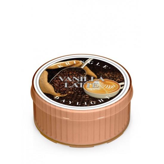 Daylight świeczka Vanilla Latte Kringle Candle
