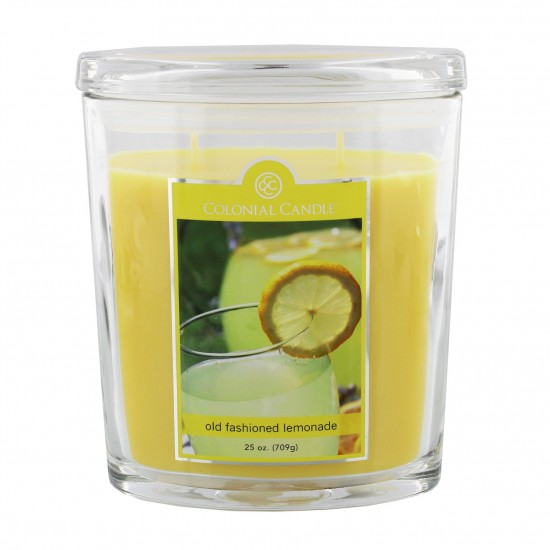 Duża świeca Old Fashioned Lemonade Colonial Candle