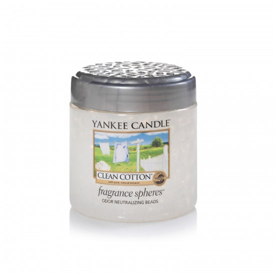Kuleczki zapachowe Clean Cotton Yankee Candle