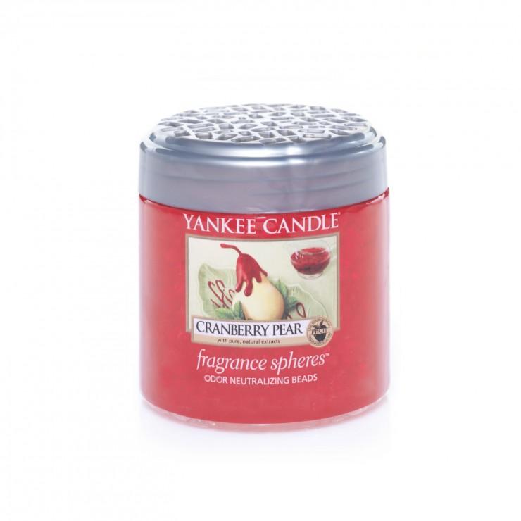 Kuleczki zapachowe Cranberry Pear Yankee Candle