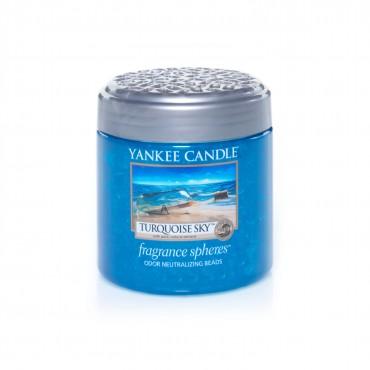 Kuleczki zapachowe Turquoise Sky Yankee Candle