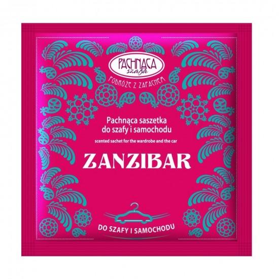Pachnąca saszetka do szafy – Zanzibar