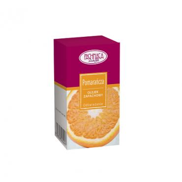Olejek zapachowy – Pomarańcza