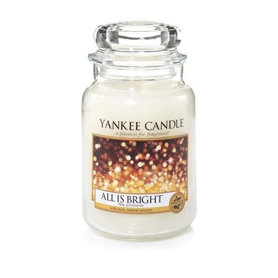 Duża świeca Autumn Night Yankee Candle