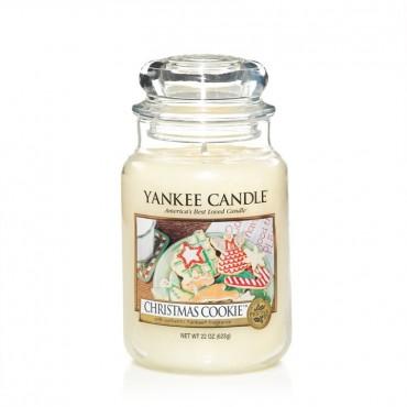 Duża świeca Christmas Cookie Yankee Candle