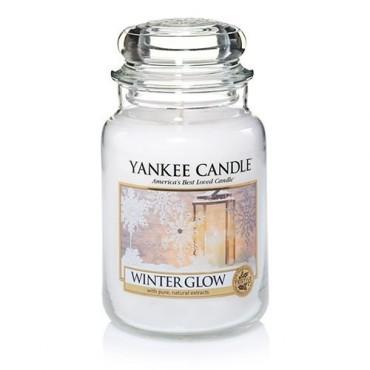 Duża świeca Winter Glow Yankee Candle