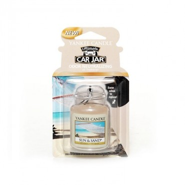 Car jar ultimate Sun & Sand Yankee Candle